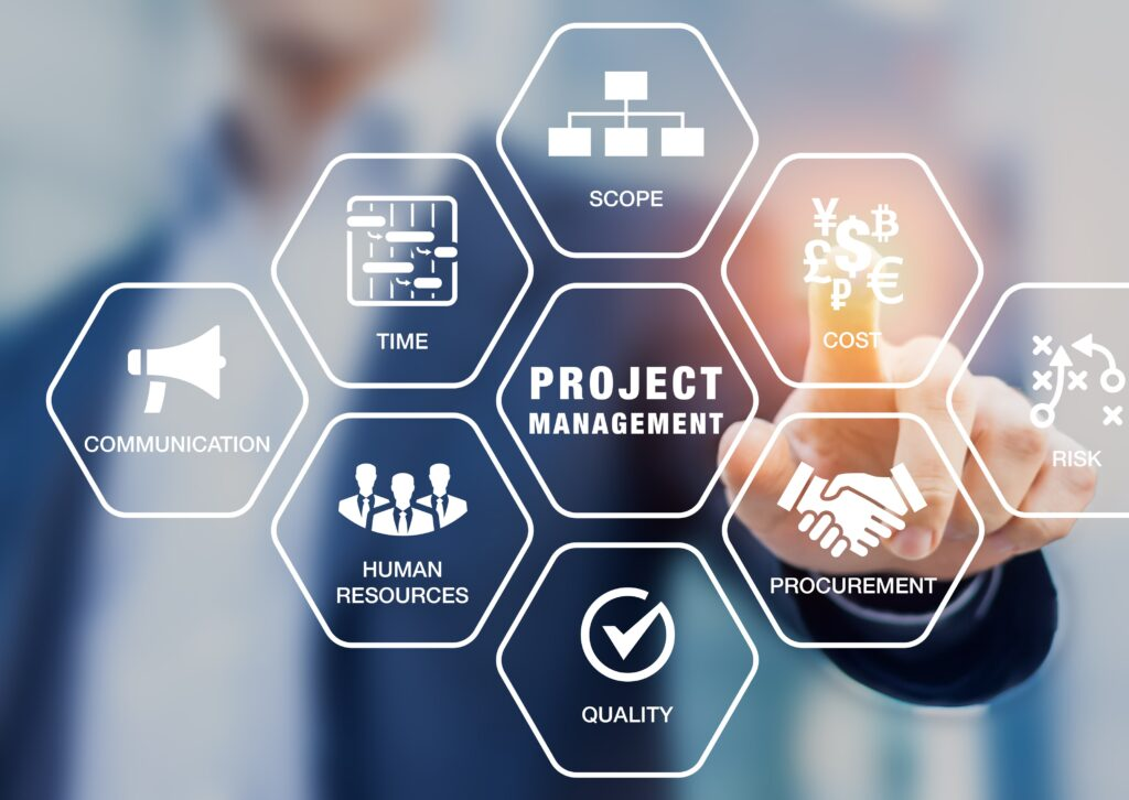 Projektmanagement kurzfristig einführen